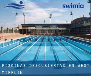 Piscinas descubiertas en West Mifflin