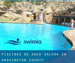 Piscinas de agua salada en Washington County