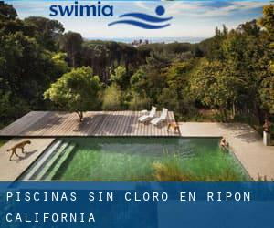 Piscinas sin cloro en Ripon (California)