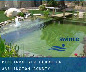 Piscinas sin cloro en Washington County