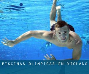Piscinas olímpicas en Yichang