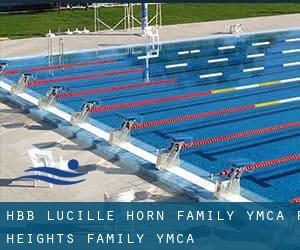 HB.B. & Lucille Horn Family YMCA (f. Heights Family YMCA)