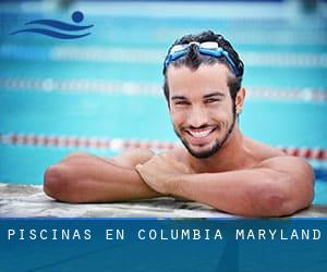Piscinas en Columbia (Maryland)