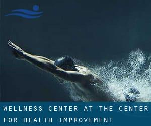 Wellness Center at The Center for Health Improvement